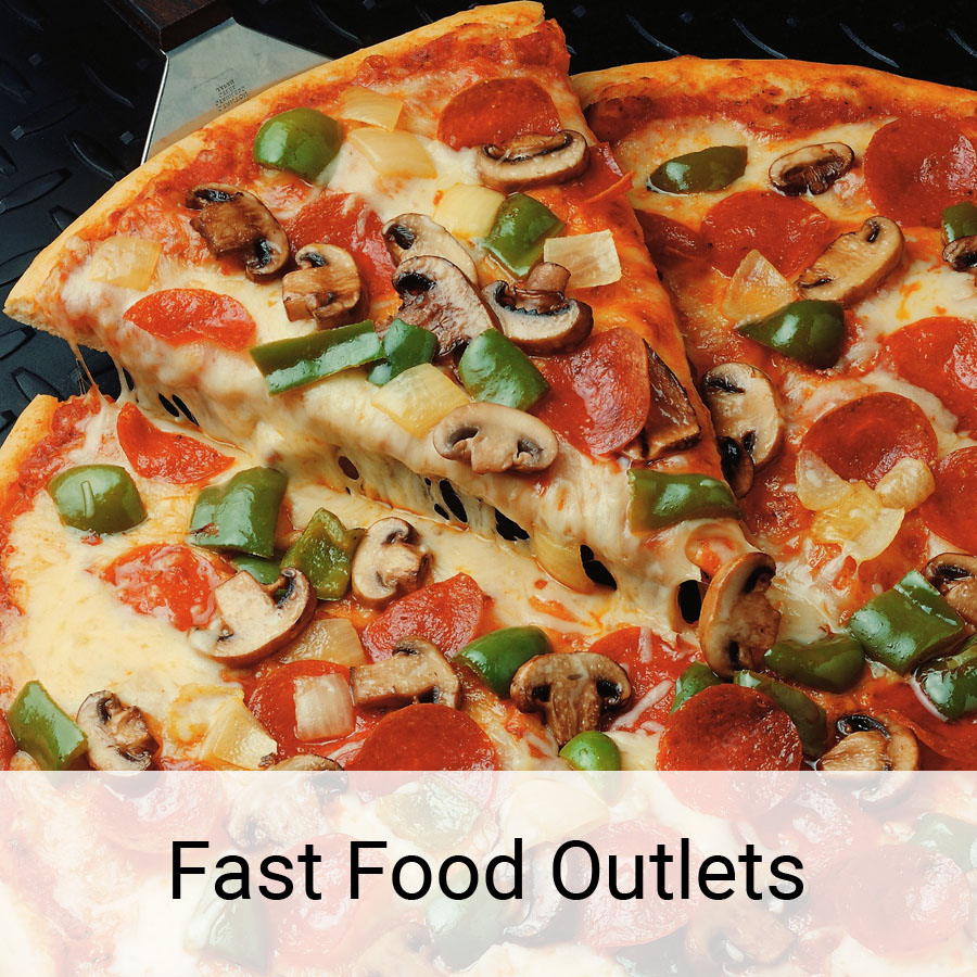 Bradmount Foods Fast food outlets