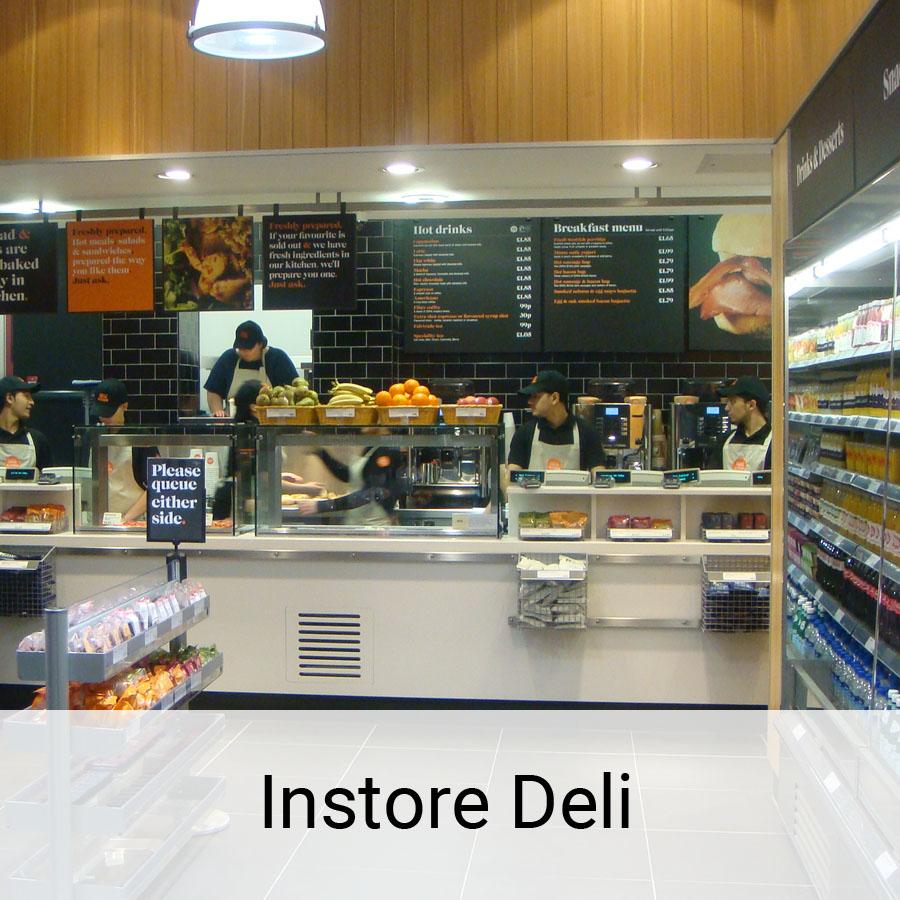 Bradmount Foods Instore Deli