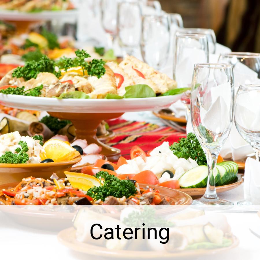 Bradmount Foods catering